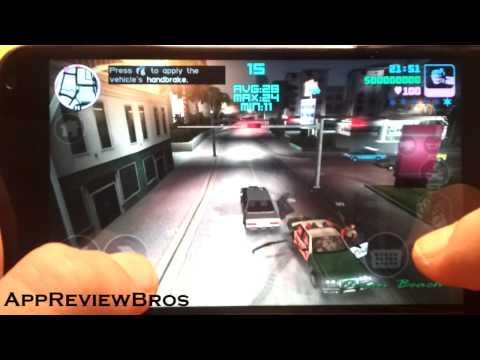 GTA Vice City - Nexus 4 - Maximum Settings - Gameplay
