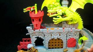 Matchbox Dragon Castle Adventure Set