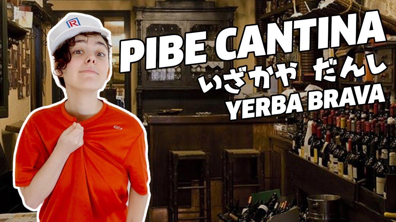 Pibe cantina EN JAPONES