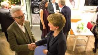 Highlights from the visit of Federal Councillor Simonetta Sommaruga at the WPA