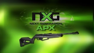 nxg apx by umarex how to use