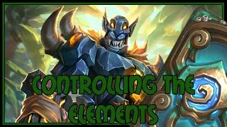 Hearthstone: Controlling the elements (control paladin)