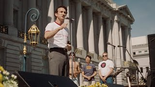 Milk (2008) - Gay Pride Rally Speech Clip