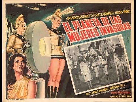 El planeta de las mujeres invasoras 1966