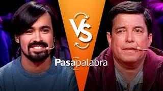 Pasapalabra | Cristián Ahumada vs Manuel Tapia