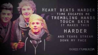 moments - One direction lyric video