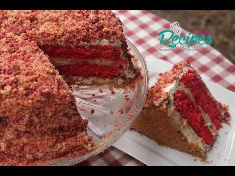 Strawberry Shortcake Cheesecake Recipe I Heart Recipes
