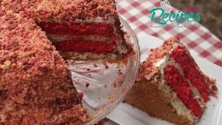 Strawberry Shortcake Cheesecake Recipe - I Heart Recipes