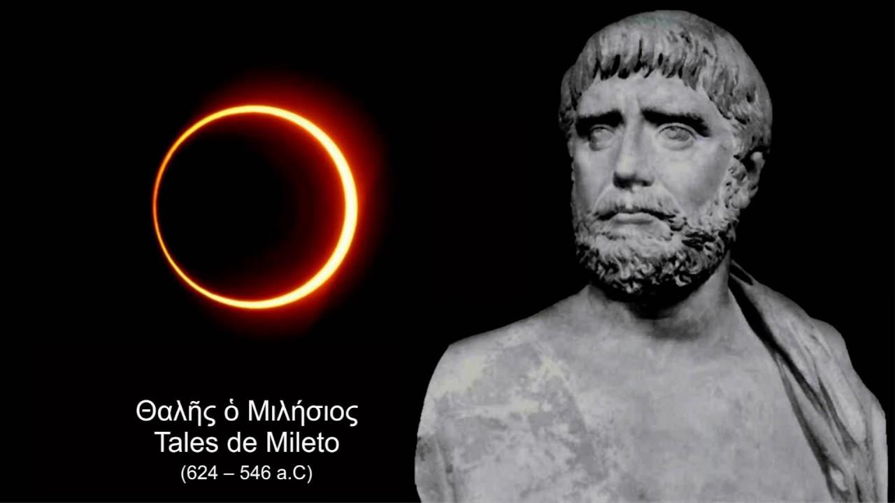 Tales De Mileto Biografía Teorema Frases Aportes Y
