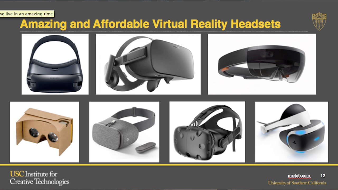 The Virtual Reality Revolution: Its History and Future