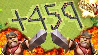 "Clash Of Clans | +459 TROPHIES ON ATTACK! | ""NEW WORLD RECORD!?!"" LIVE ATTACKS!"