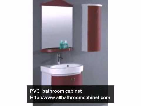 PVC bathroom cabinet supplierbathroom vanity china.mp4  sc 1 st  YouTube & PVC bathroom cabinet supplierbathroom vanity china.mp4 - YouTube
