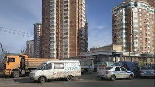 СРОЧНО⚡️На противников стройки на Мичуринском 30Б напали в Москве  L VE 20.02.20