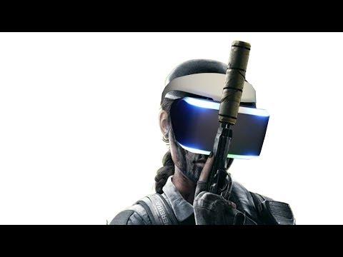 RAINBOW SIX SIEGE: VR