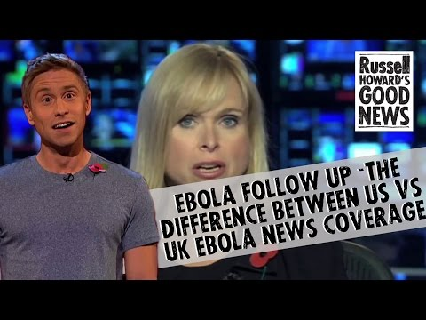 EBOLA FOLLOW UP - The difference between US vs UK reactions