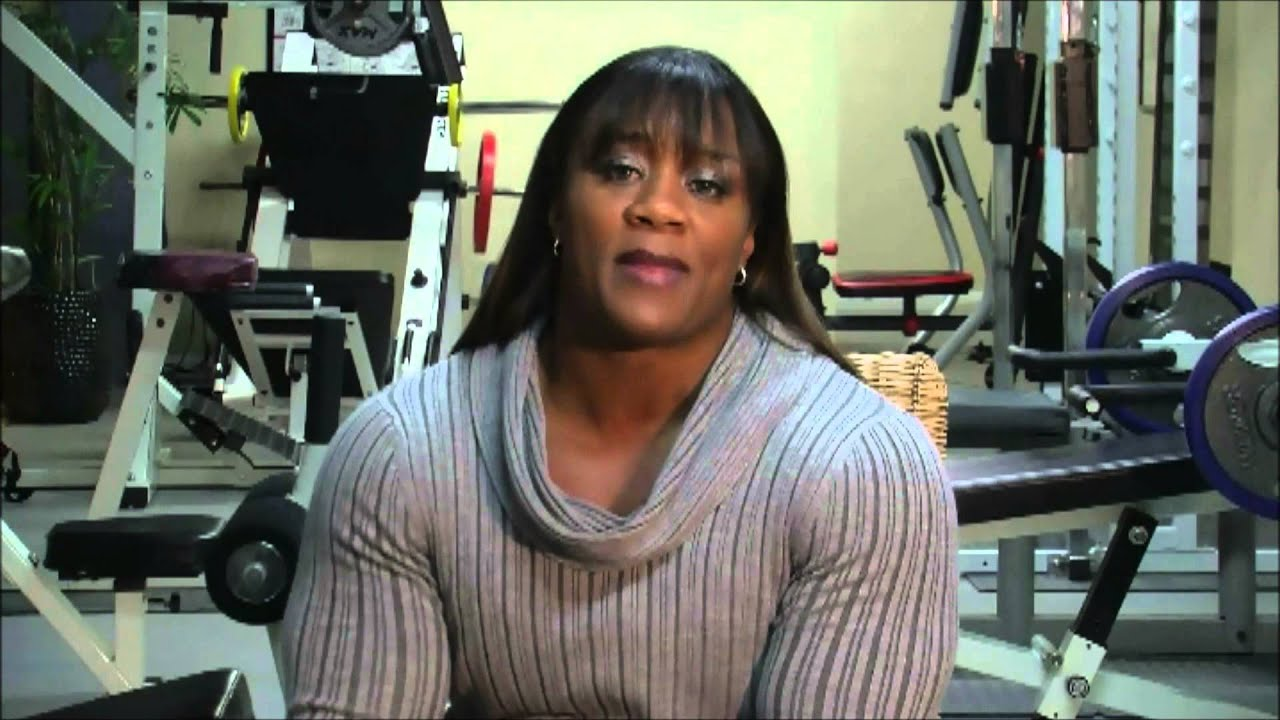 IFBB Pro, Kim Perez Personal Message to Her Fans - YouTube