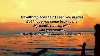Location Unknown ~ Honne (Lyrics) Gotta get back to you