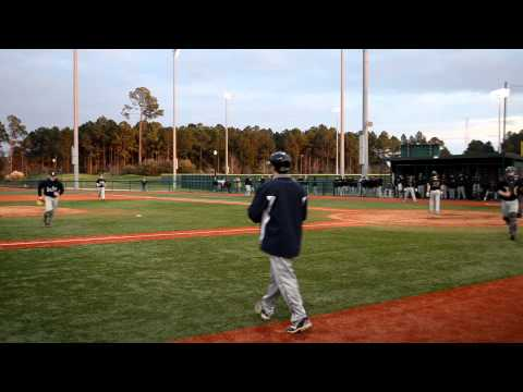 Tom Chaney Strikeout of Manchester
