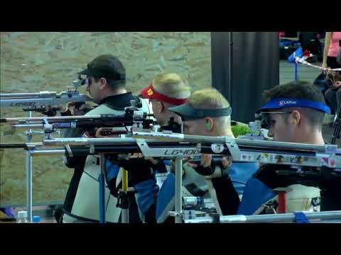 Air Rifle Men FINALS, Hungarian Open 17'