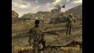 Fallout New Vegas Анклав вернулся на пустошь