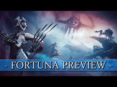Warframe - Fortuna Preview