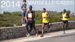 Marseille-Cassis 2014 Compétition Course à Pied Running Race Photo Vidéo