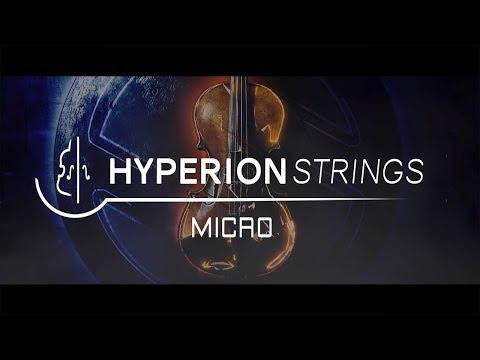 Hyperion Strings Micro | Demo Teaser