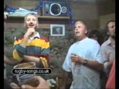 Ron & the Rude Boys Go Viral & sing Rude Rugby Songs