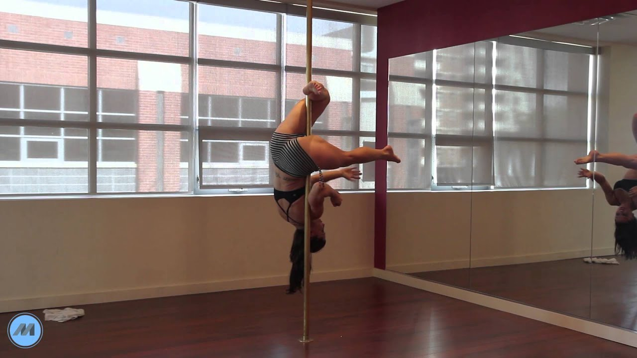 pole dance jade