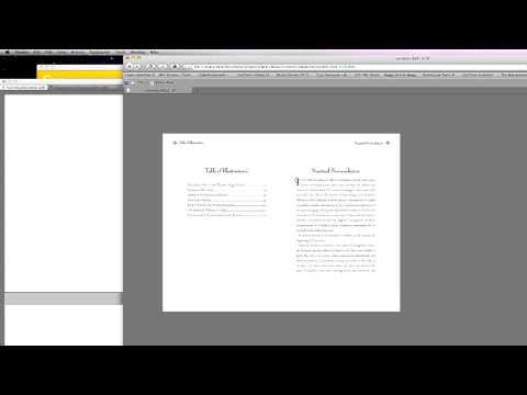 digital flip book indesign