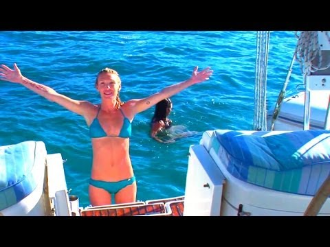 NEW!! Sailing with 'Sophisticated Lady' on Charter Day 1 in the British Virgin Islands, Caribbean!