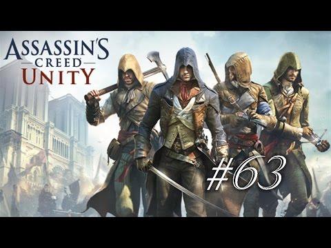 Assassin's Creed Unity - Die Flucht - Heißluftballonaction - Let's Stream #63