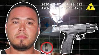 Body Cam: Officer Involved Shooting Man With a Gun in His Front Yard - Phoenix PD - Oct 1- 2020