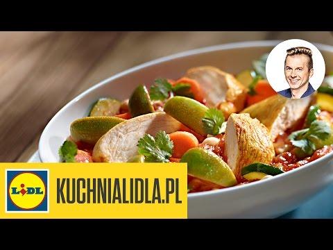 Kurczak Z Curry I Warzywami W Sosie Kokosowym Karol Okrasa