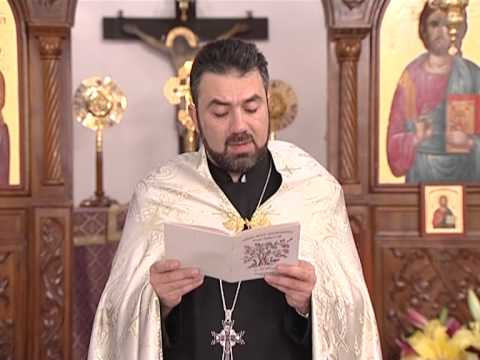 Armenian Church Maundy Thursday Service in Abu Dhabi (Vodnlva) Part 1 of 4