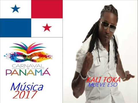 Kali Toka - Mueve Eso - Panamá Soca (Socatina 2017)