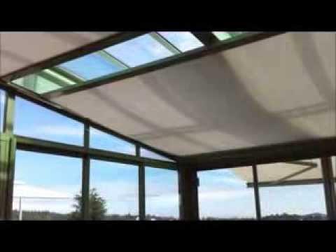 v randa toiture ouvrante au restaurant du golf du domaine de st clair youtube. Black Bedroom Furniture Sets. Home Design Ideas