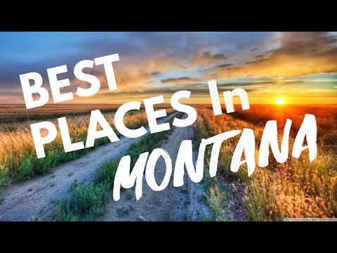 Travel to Montana USA