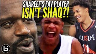 Shareef O'Neal: NOT SHAQ!! Talks Uncle Lebron, Learning from NBA Legends, Fortnite & More!!