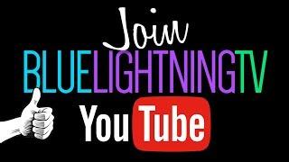 Become a Blue Lightning TV Channel Member! :-)