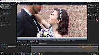 Секрет проекта Lovely Parallax Красивый фото клип на свадьбу
