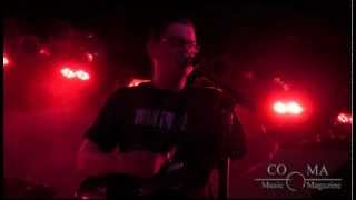"The Damage Manual - ""Sunset Gun (303 Edit)"" (live) - COMA Music Magazine"