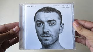 Baixar Sam Smith - The Thrill Of It All ( Special Edition ) - Unboxing CD en Español