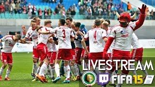 RED BULL LEIPZIG : VFL WOLFSBURG - DFB POKAL | Prognosen [FIFA 15 LIVESTREAM]