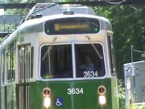 MBTA Green Line Action