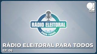 """O sexto episódio da Rádio Eleitoral para Todos responde uma dúvida da eleitora Verônica Martins, 21 anos, que perguntou """"como funciona o e-título?"""