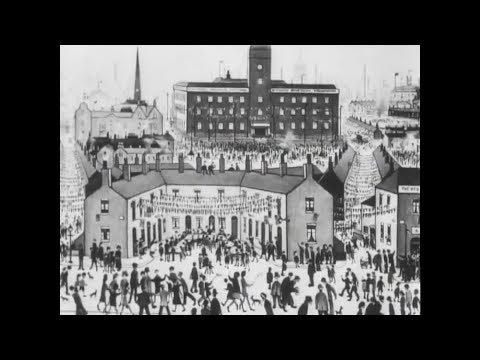 L.S. Lowry | Salford Artist | 15 Minute Short