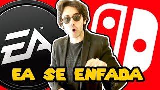 EA GAMES ODIA A NINTENDO SWITCH! LA CAGADA DE FIFA 18!