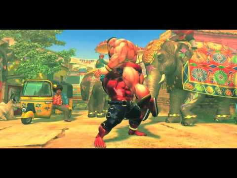 Super Street Fighter IV Official Hakan Trailer [HD]