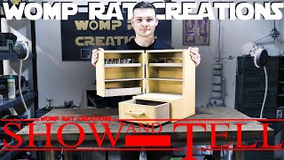 Show Tell Dremel Organizer Youtube Komodo (womp rat x dankitty swanks) 5. youtube